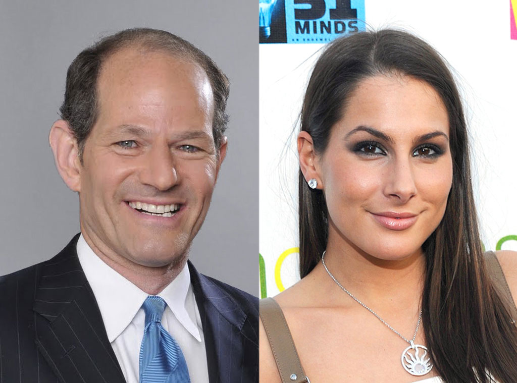 Political Scandals, Eliot Spitzer, Ashley Dupre