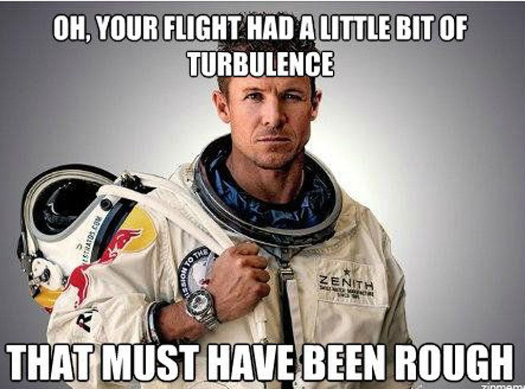 Felix Baumgartner Meme