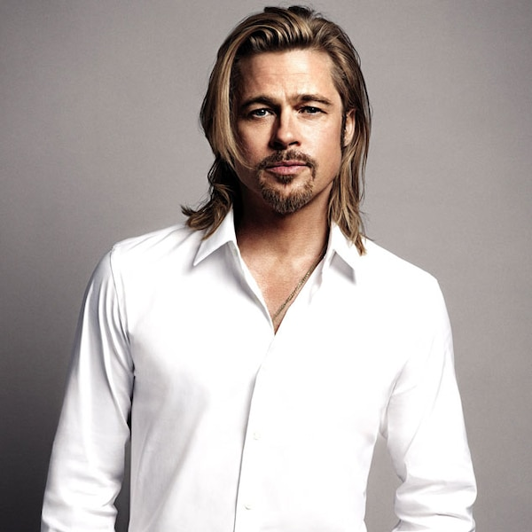 Brad Pitt From Hollywood S Sexiest Men E News