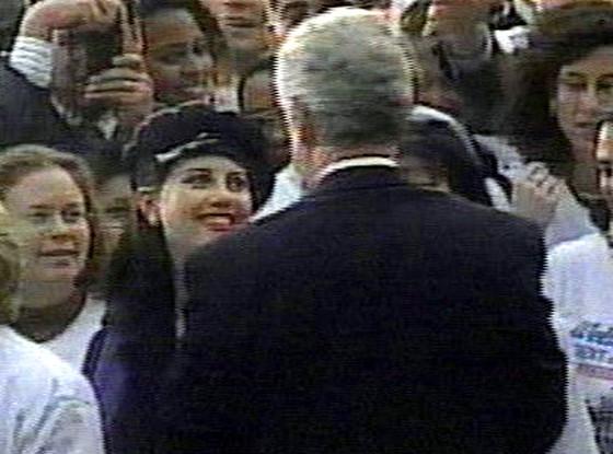 Political Scandals, President Clinton, Monica Lewinsky