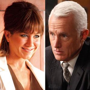 Jennifer Aniston, Horrible Bosses, John Slattery, Mad Men