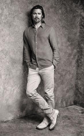 Brad Pitt, Chanel