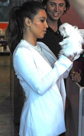 Kim Kardashian, Mercy