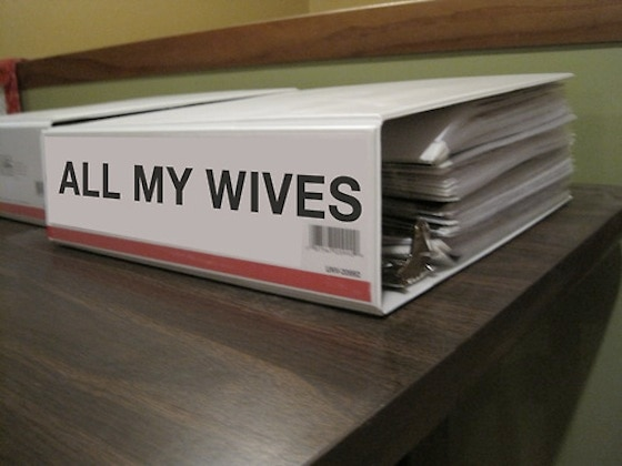 Binders full of Women Memes