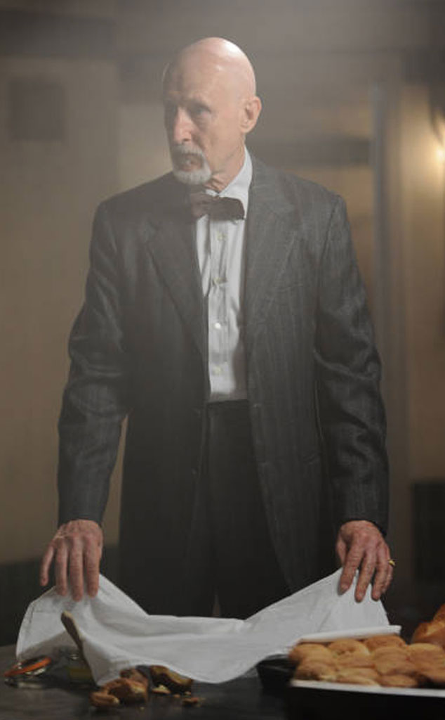 AMERICAN HORROR STORY, James Cromwell