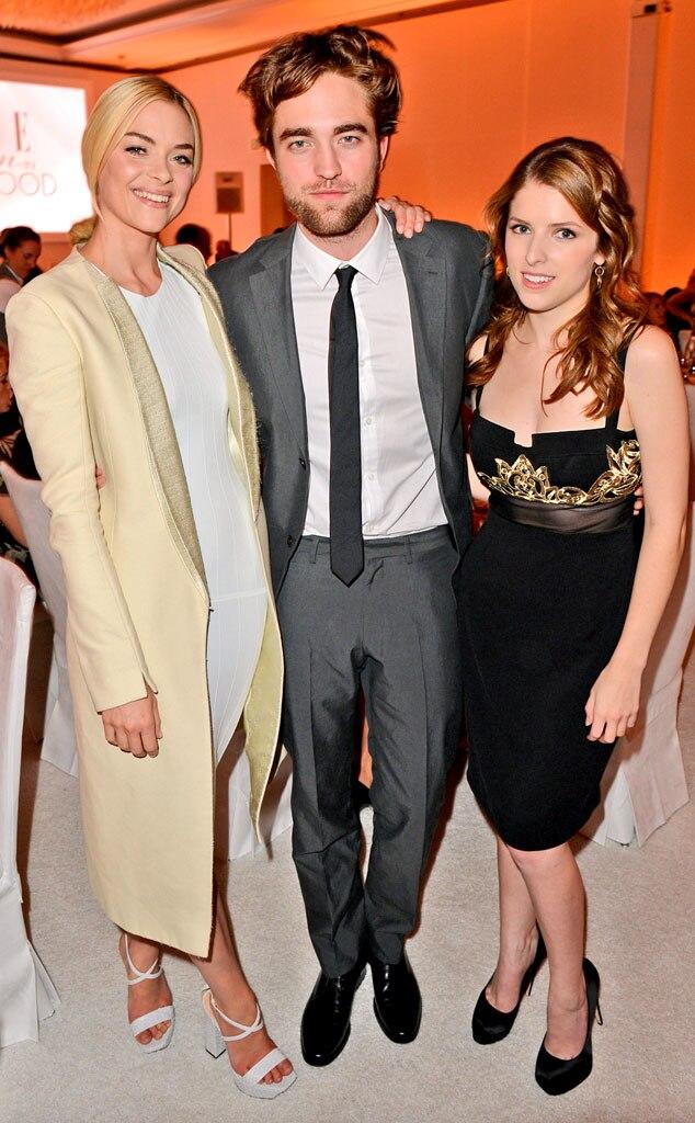 Jaime King, Rob Pattinson, Anna Kendrick
