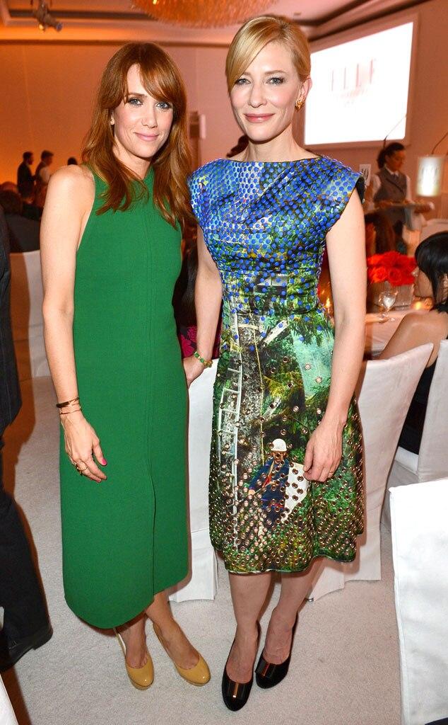 Kristen Wiig, Cate Blanchett