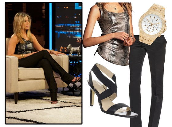 Looks for Less, Jennifer Aniston