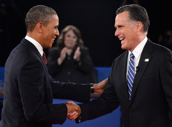 article at barack obama compared to mitt romney
