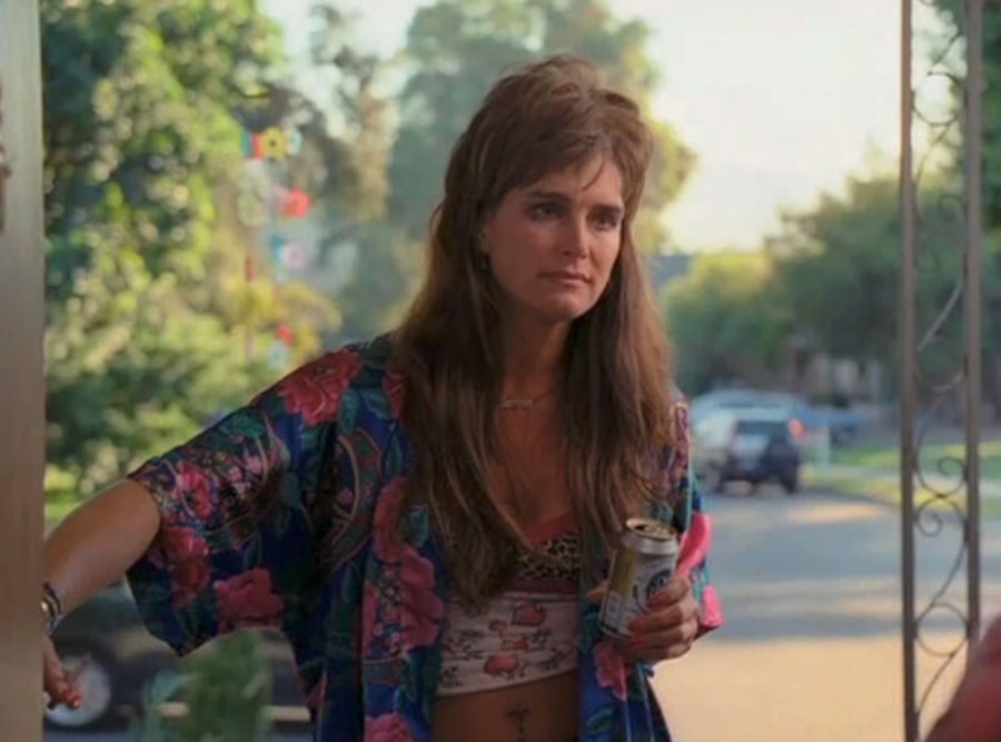 Brooke Shields, The Middle