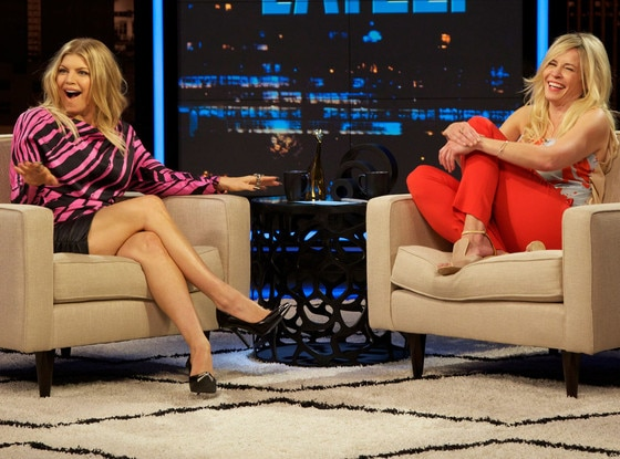 Fergie, Chelsea Lately