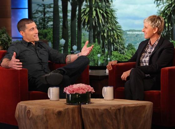 Matthew Fox, Ellen DeGeneres