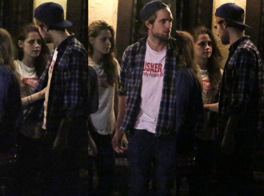 RPattz, KStew, Pattinson, Stewart **do not post till midnight.