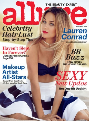 Lauren Conrad, Allure Magazine Cover