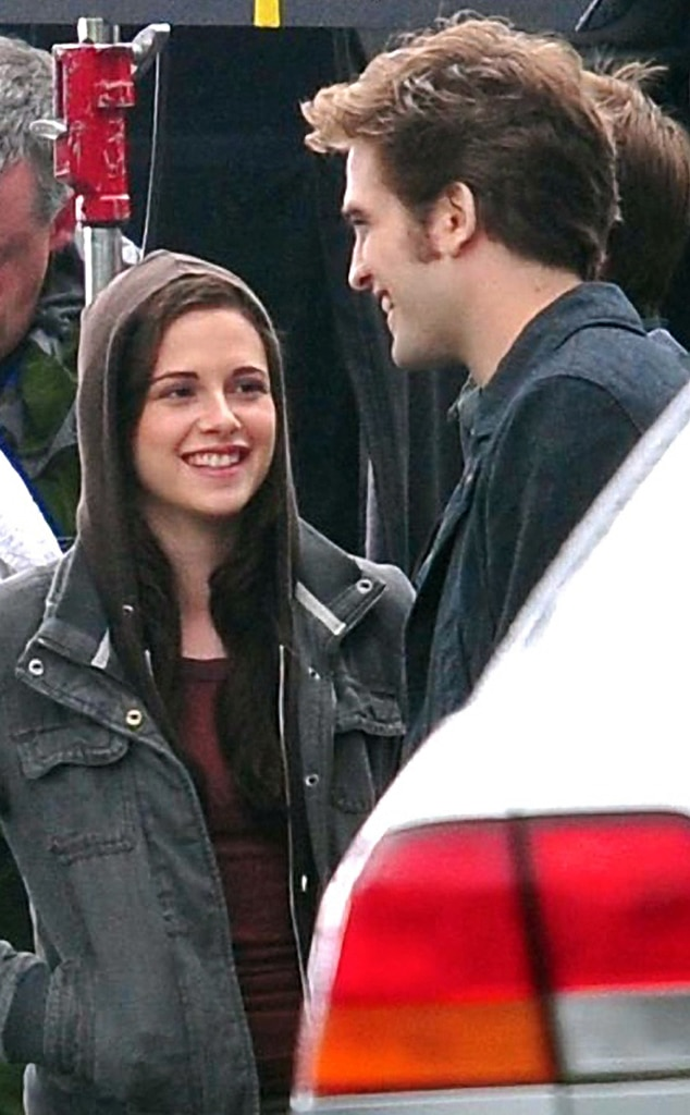 Robert Pattinson, Kristen Stewart, Eclipse Set