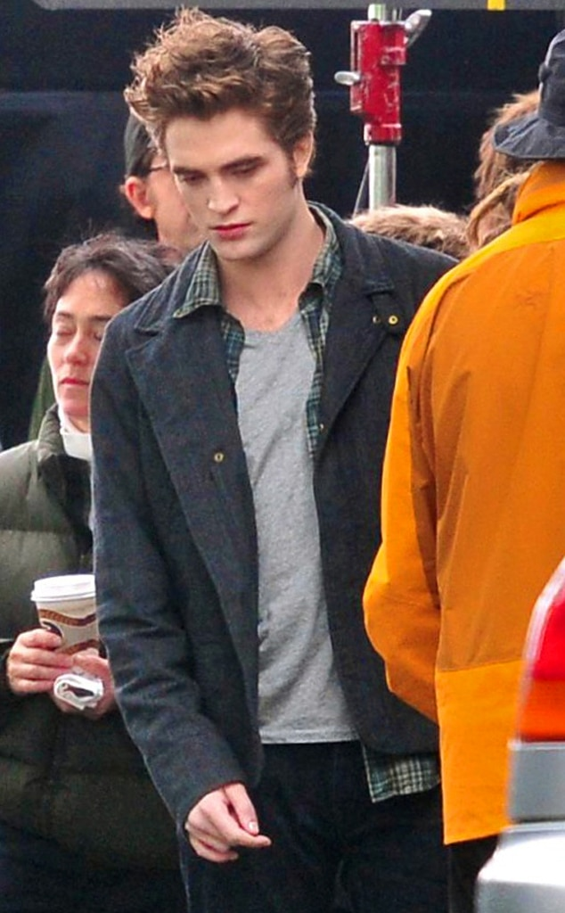 Robert Pattinson, Eclipse Set