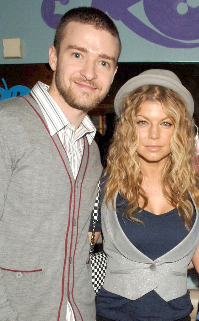Justin Timberlake, Fergie