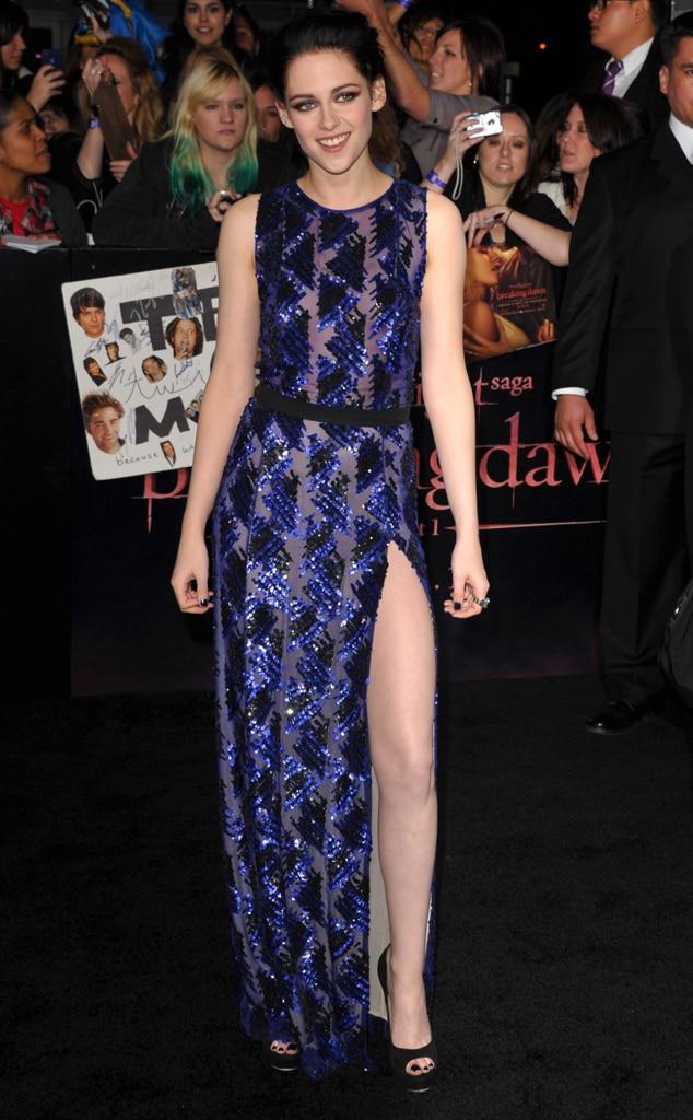 Breaking Dawn Part 1 Los Angeles Premiere From Kristen Stewart 39 S Fashion Evolution