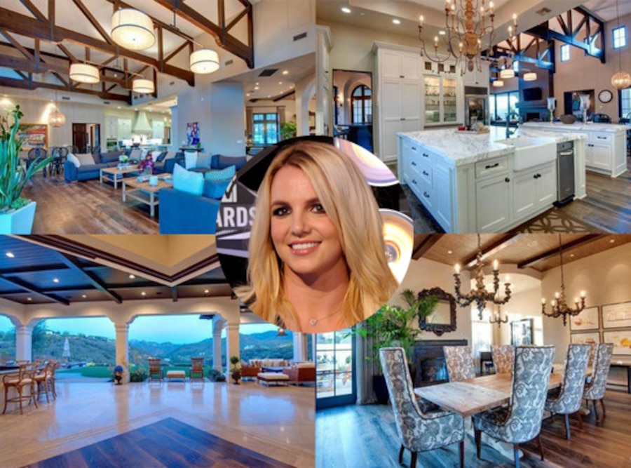 Britney Spears, Home
