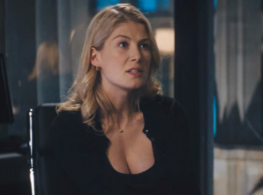 Jack Reacher, Rosamund Pike