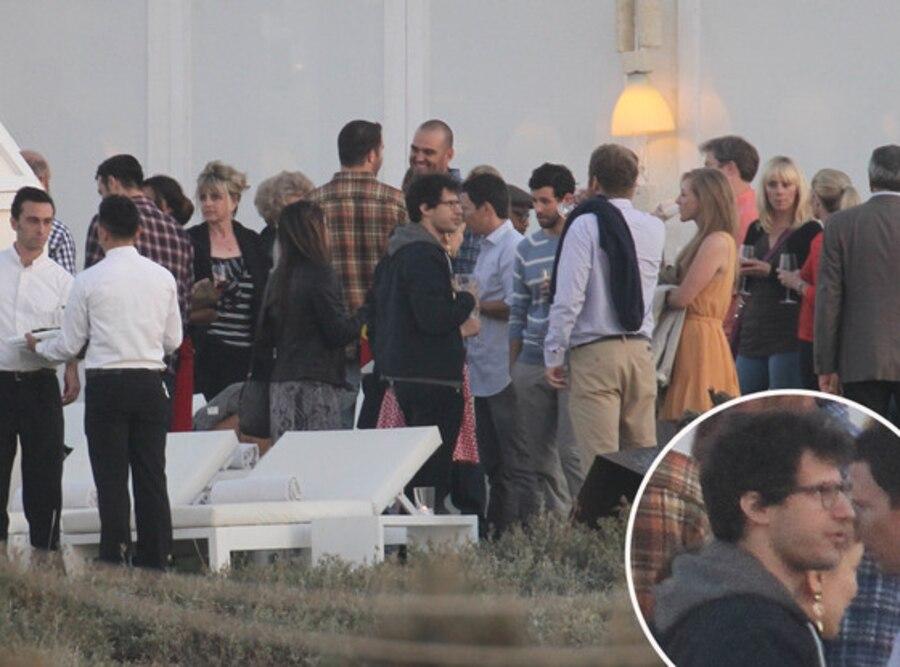 Andy Samberg, Justin Timberlake, Jessica Biel
