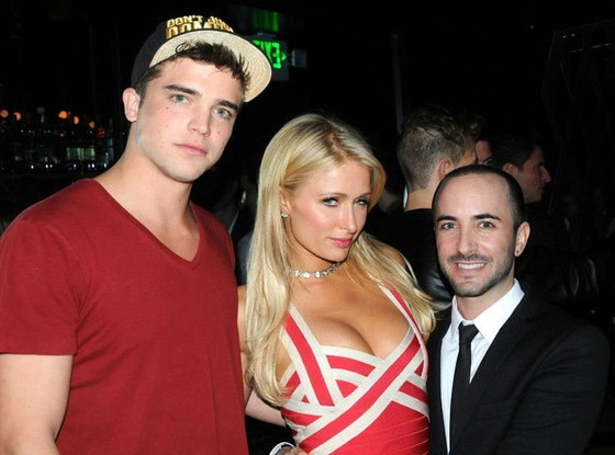 River Viiperi, Paris Hilton, David Todd