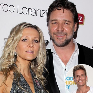 Russell Crowe, Danielle Spencer, Damian Whitewood