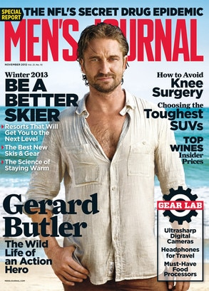 Butler, Men's Journal
