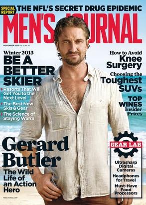 Butler, Men's Journal