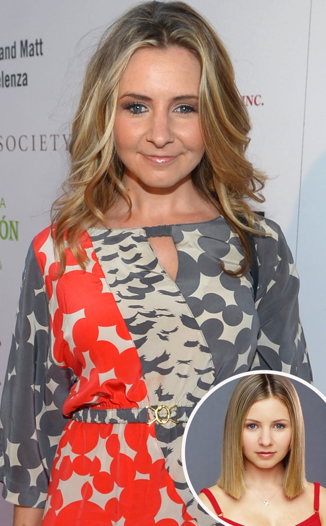 Beverley Mitchell, Then and Now