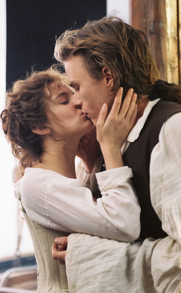 Sienna Miller, Heath Ledger, Casanova
