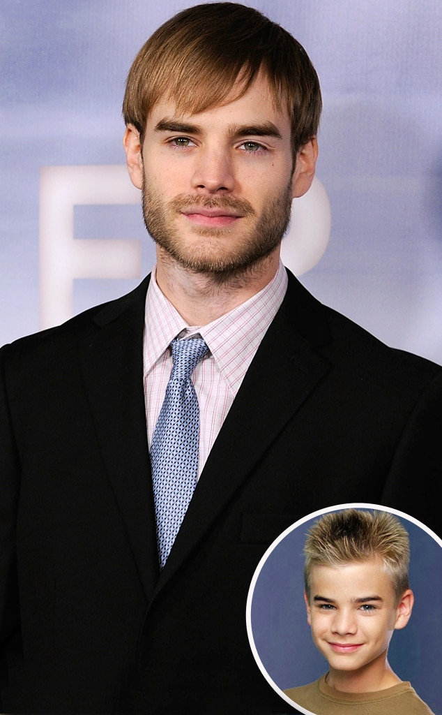 David Gallagher, Then and Now
