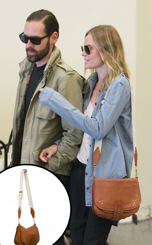 Kate Bosworth, Jerome Dreyfuss Bag