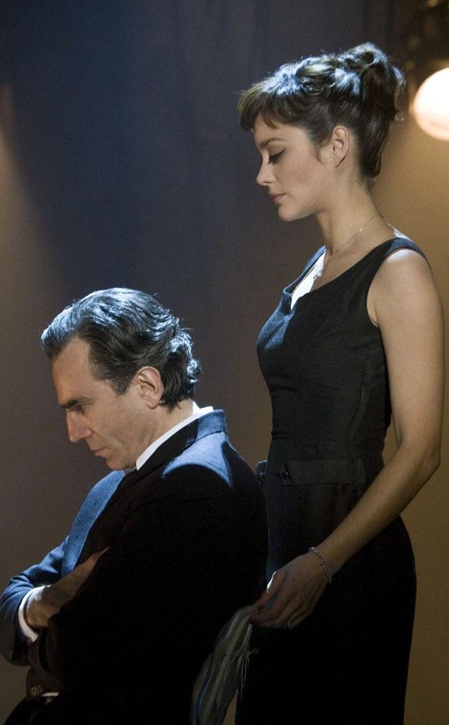 Nine, Daniel Day-Lewis, Marion Cotillard