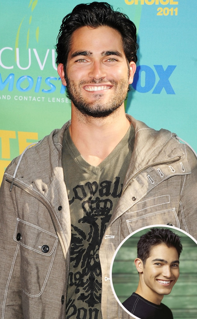 Tyler Hoechlin, Then and Now