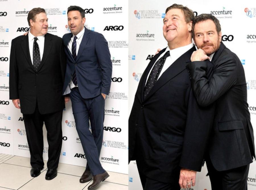 Ben Affleck, John Goodman, Bryan Cranston