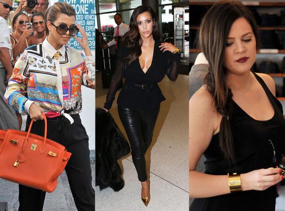 Khloe Kardashian Odom, Kim Kardashina, Kourtney Kardashian