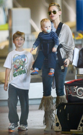 Kate Hudson, Ryder Robinson, Bingham Bellamy