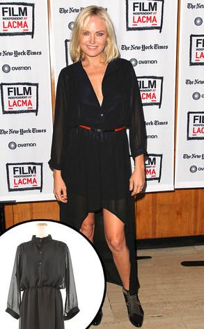 Malin Akerman, Growze Dress