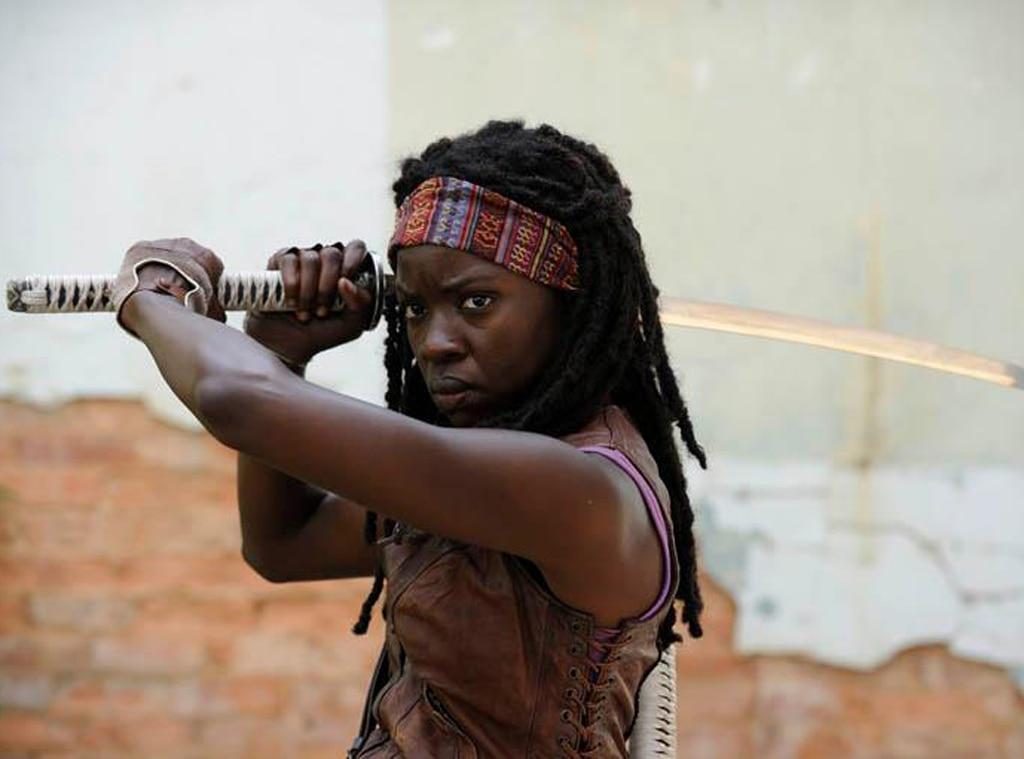 The Walking Dead, Danai Gurira
