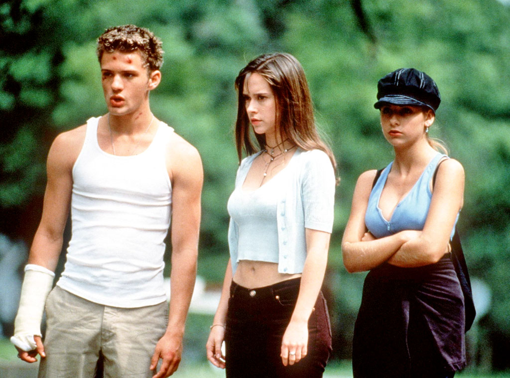 Ryan Phillippe, Jennifer Love Hewitt, Sarah Michelle Gellar, I Kno wWhat You Did Last Summer