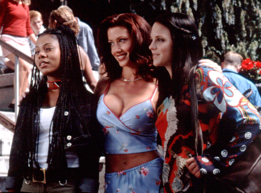 Regina Hall, Shannon Elizabeth, Anna Faris, Scary Movies