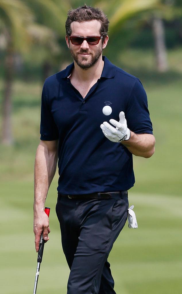 Ryan Reynolds, Celebs Golfing