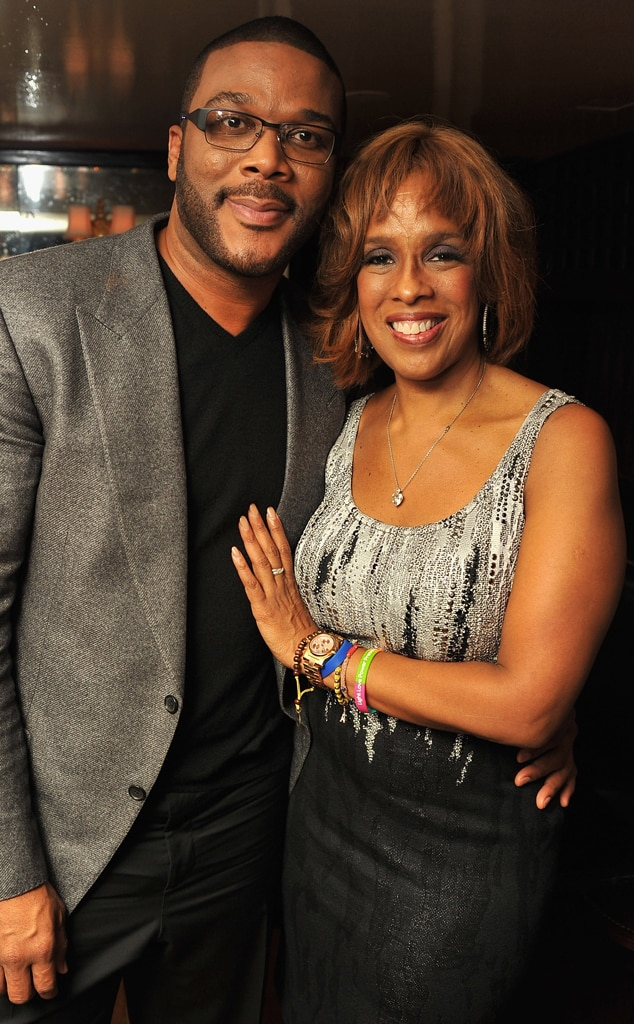 Tyler Perry, Gayle King
