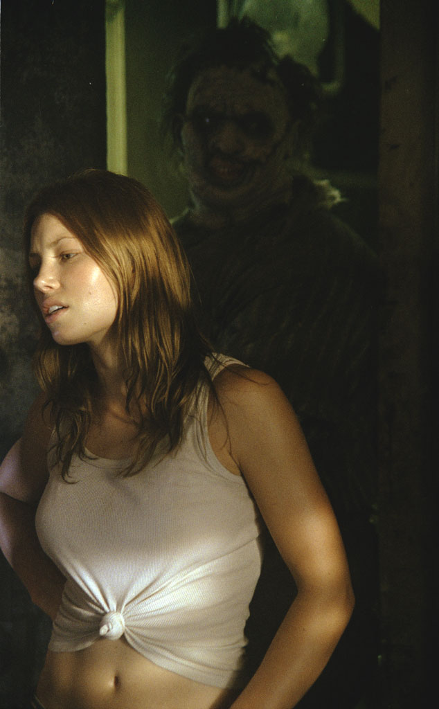Jessica Biel, The Texas Chainsaw Massacre