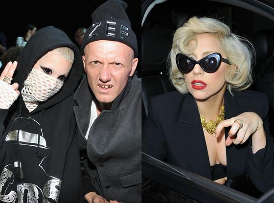 Lady Gaga, Die Antwood