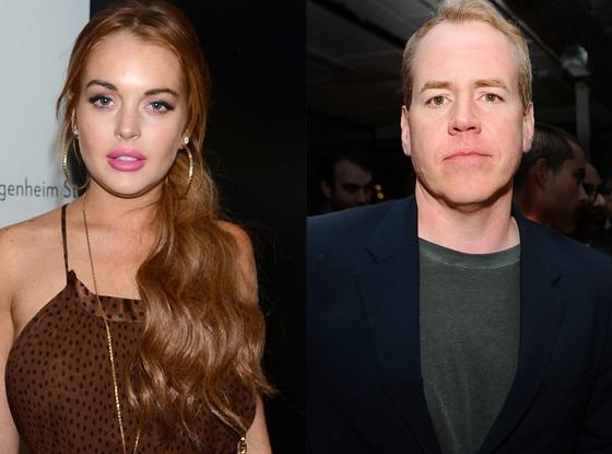 Lindsay Lohan, Bret Easton Ellis
