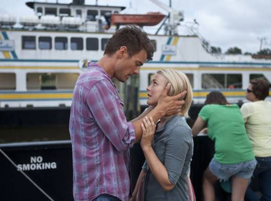 Safe Haven, Josh Duhamel, Julianne Hough