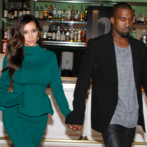 """Kim Kardashian Talks Kanye West Baby: """"We Feel So Blessed and Lucky"""""""