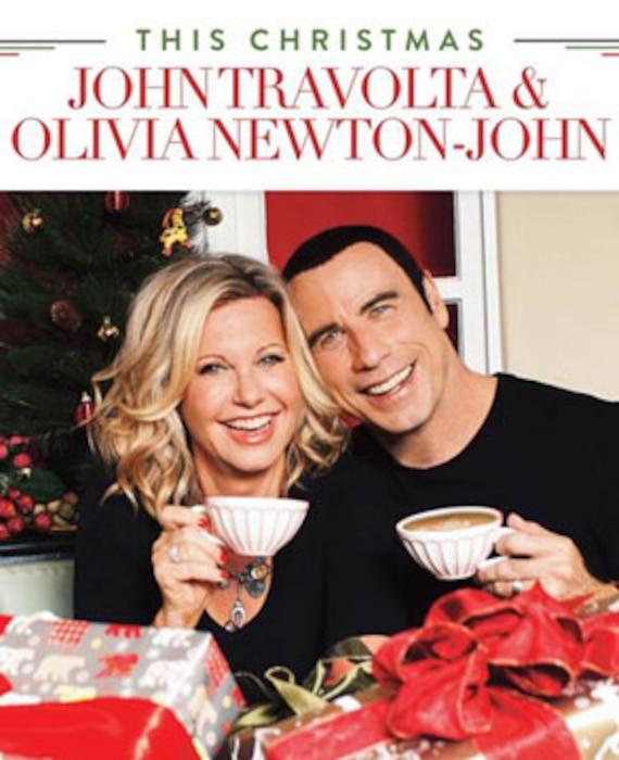 John Travolta, Olivia Newtwon-John, Christmas album